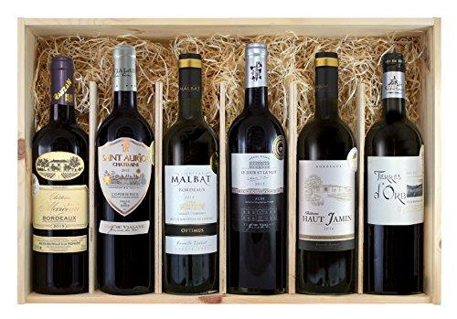 Weinset 'Tour des Vins' - Probierpaket Goldmedaille