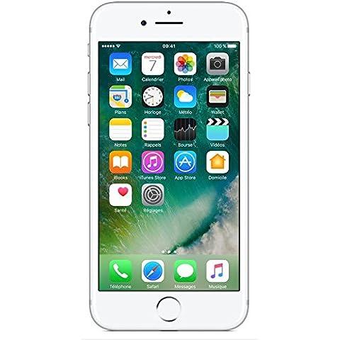 Apple iPhone 7 128 GB Plata - Smartphone libre de 4,7