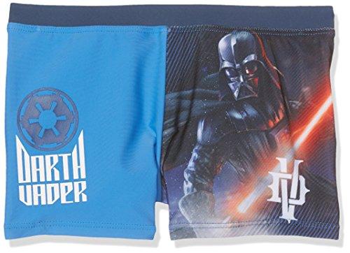 Star Wars-The Clone Wars Darth Vader Jedi Yoda Ragazzi Shorts da mare - blu - 152