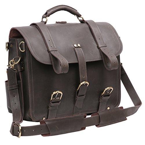 cd54ee4b9c Leathario sac a main en cuir sac a dos sac messager cuir sac bandouliere  cuir homme ...
