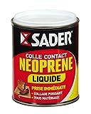 Bostik SA 021244 Colle contact néoprène liquide Boîte de 750 ml