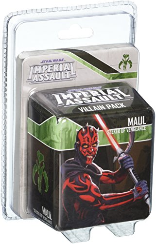 Star Wars Imperial Assault Darth Maul Villian Pack - English