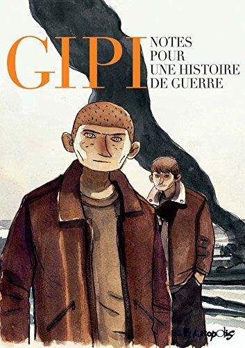 Notes pour une histoire de guerre par Gipi