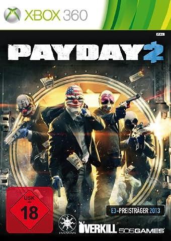 PayDay 2 - [Xbox