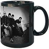 Latest Design Linkin Park Black And White Poster 256 Beautiful Amazing Black Mug