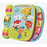 Vtech - 166705 - Jouet Musical - Do, Ré, Mi Super Livre Enchanté