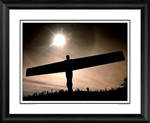 Angel of the North Framed Photographic Print
