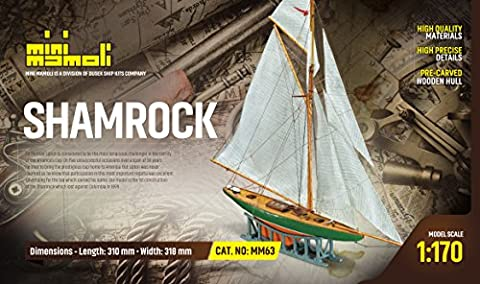 boat kit model SHAMROCK category MINIMAMOLI scale