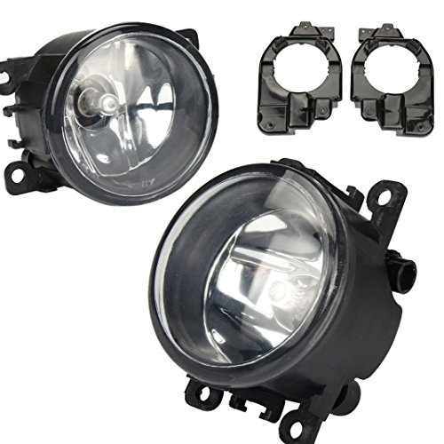 hunpta-for-2011-2012-2013-2014-2015-ford-explorer-fog-lights-driving-bumper-lamps-w-bulbs-black