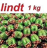 ovetti con cioccolato fondente ripieno alle nocciole e nocciola intera 1 kg lindt pasqua