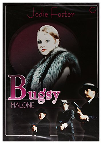 Bugsy Malone [DVD] [Region 2] (English audio) by Scott Baio