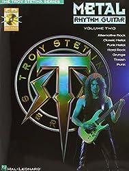 Metal Rhythm Guitar, Vol. 2 (The Troy Stetina Series)