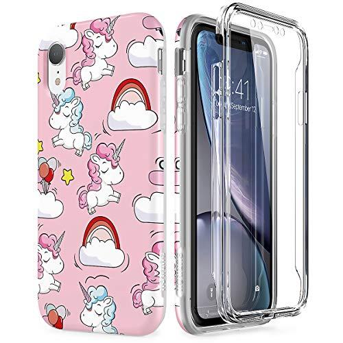 SURITCH Funda iPhone XR 360 Grados Full Body Protección