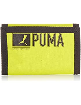 Puma Pioneer Cartera Monedero Amarillo Amarillo Talla:9 x 13 x 1 cm, 0.1 Liter