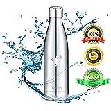 Aorin 500ml Trinkflasche (Silber) - 2