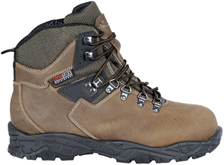 Cofra WR 22180-001.W44 Chaussures de sécurité Landscape O2 WR Cofra SRC Fo Taille 44, Marron 8b76f8