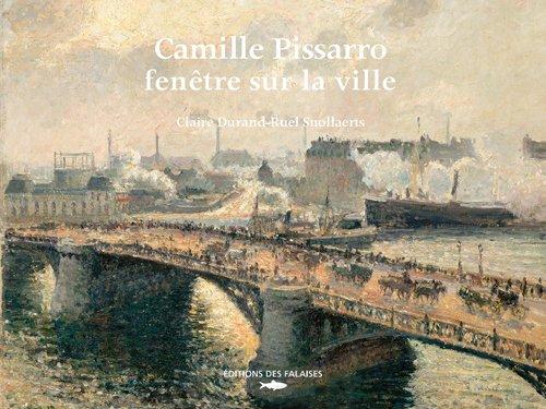 Camille Pissaro - fentre sur la ville