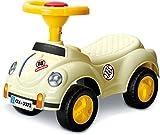 Saffire Cute Beetles Smart Mini Ride On, White