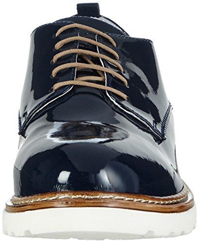 Rohde Bankgog, Chaussures à lacets femme Bleu (Ocean 56)