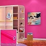 Amphia - Matte PVC Selbstklebende Farbe Aufkleber Papier Wall Papier Mintgrü - Kind Farbe Glänzende Möbel Refurbished Aufkleber PVC Removable Wallpaper Home Deeco / 60 * 100CM