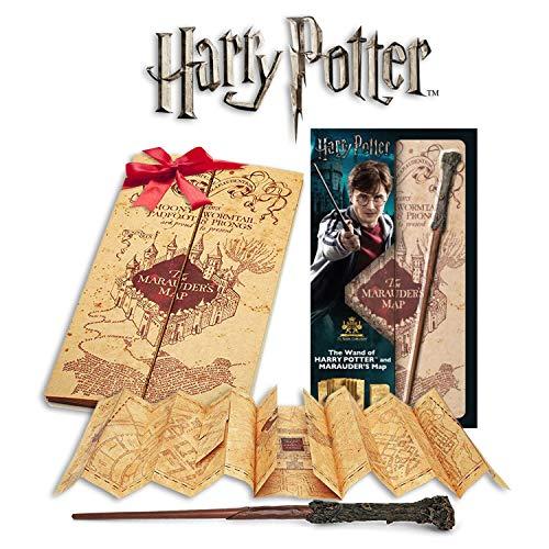 Noble Collection- Réplica Varita Harry Potter Mapa