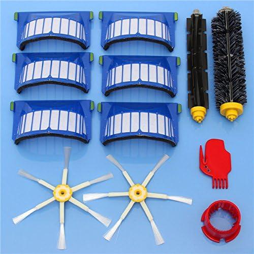EsportsMJJ 12Pcs Sostituzione Spazzole Kit Kit Kit Filtro Per Irobot Roomba 600 Series | Moderato Prezzo  | Di Nuovi Prodotti 2019  | A Prezzo Ridotto  85c68c
