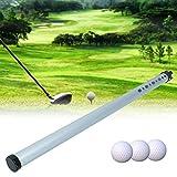 Plat Firm Portable Aluminium Golf Ball Picker Sport Praxis Shagger Pick-Ups Rohr