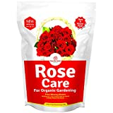 100 percent organic, fast and long lasting results rose plants. More buds, larger flowers. Greener and healthier plant.