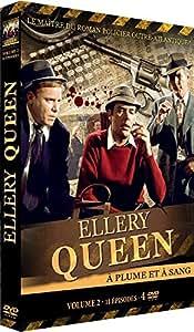Ellery Queen - À plume et à sang - Volume 2