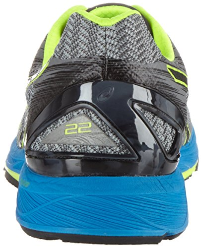 Gel Grigio Gialla Uomo Nero Fitness Scarpe Asics ds carbonio 22 Sicurezza Di Trainer davwdS0q