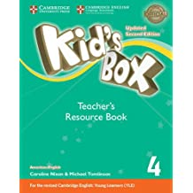 Kid's Box Level 4 Teacher's Resource Book with Online Audio American English