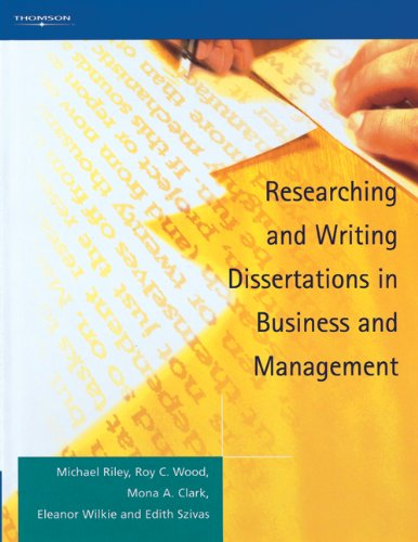 researching and writing dissertations in hospitality and tourism management This book covers all aspects of researching and writing dissertations in hospitality and tourism written by experienced teachers and researchers, the book offers a guide to everything from organizing the initial research process, to writing up the results of your findings.