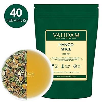 VAHDAM, thé vert au moringa matcha | | Poudre de thé Matcha 100% PURE d'origine japonaise | 137x ANTI-OXYDANTS | Booster d'énergie, de concentration et de métabolisme | SUPER FOOD au Japon