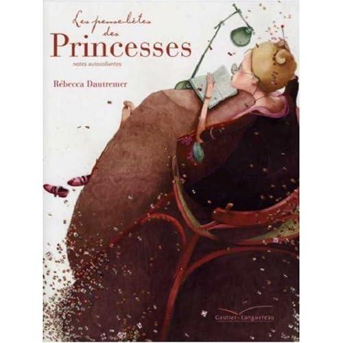Les pense-bêtes des Princesses : Notes autocollantes
