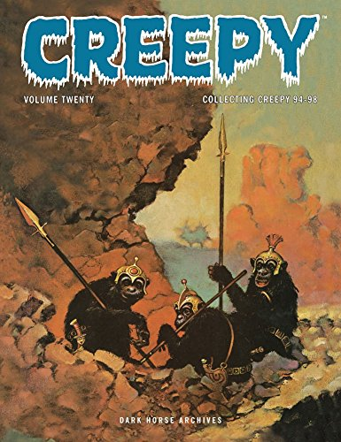 [(Creepy Archives: Volume 20)] [ By (author) Bruce Jones, By (artist) John Severin, Illustrated by Carmine Infantino ] [October, 2014]