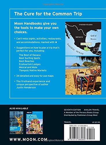 Moon Handbooks Oaxaca