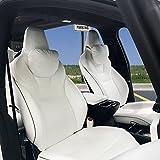 Universel de Voiture cou Oreiller, confortable en mousse à mémoire cou support pour siège auto, appuie-tête pour conduite, voyages, menuisier (2d'Ensemble)
