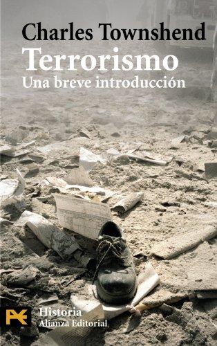 Terrorismo: Una breve introducción (El Libro De Bolsillo - Historia) por Charles Townshend