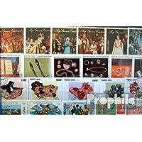 Prophila sellos para coleccionistas: África 50 diferentes sellos