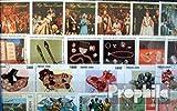Prophila Collection Afrika 50 verschiedene Marken (Briefmarken für Sammler)