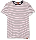 Scotch & Soda Herren T-Shirt Classic Cotton-Jersey Crewneck Tee Mehrfarbig (Combo B 0218),Large (Herstellergröße: L)