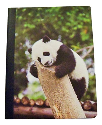 staples-animal-composition-book-panda-cub-taking-a-break-75-x-975-80-sheets-160-pages-wide-ruled-by-