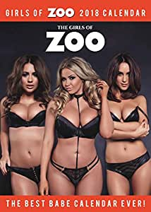 zoo magazine offizieller a3 kalender 2018. Black Bedroom Furniture Sets. Home Design Ideas