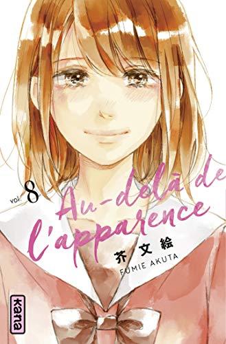 Au-delà de l'apparence - Tome 8 par Fumie Akuta