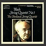 Bloch: String Quartet No. 1