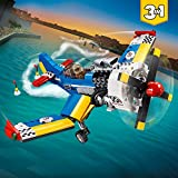 LEGO- L'avion de Course Creator Jeux de Construction, 31094, Multicolore