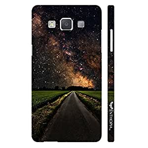 Samsung Galaxy A7 Path to Success designer mobile hard shell case by Enthopia