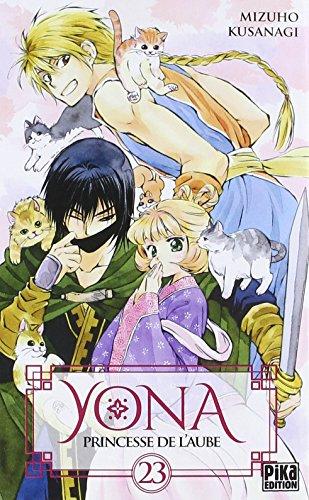 Yona princesse de l'aube (Tome 23) : Yona princesse de l'aube