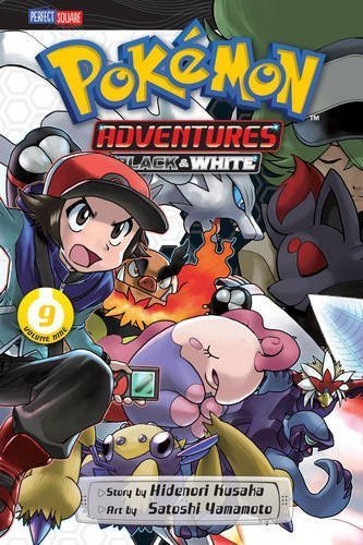 Pokemon Adventures Black & White 9 by Hidenori Kusaka (2015-11-05)