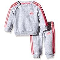 Adidas - Tuta da jogging da bebè,